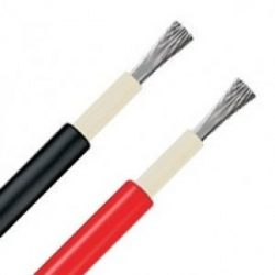 Solarflex szolár kábel - 6 mm2