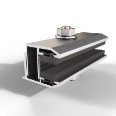 Végleszorító 6,8 mm-es laminátumhoz