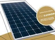 Luxor LX-150P polikristályos napelem modul