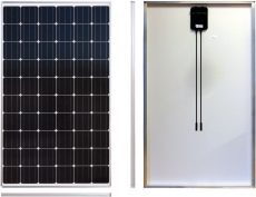 KIOTO SOLAR KPV ME NEC 280Wp SMART monokristályos napelem modul
